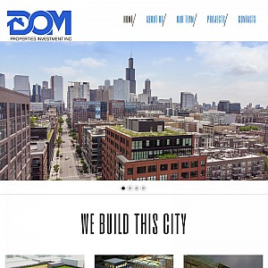 D.O.M. Properties Investment Inc - Development and Design Corporation in Chicago Illinois