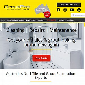 Grout Cleaners Brisbane Australia