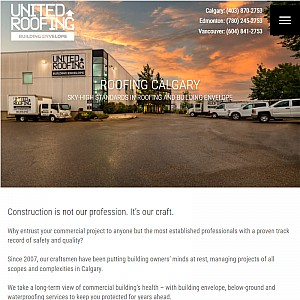 United Roofing Inc.