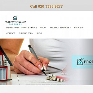 Property Finance Partners - bridging Loans and Development Finance