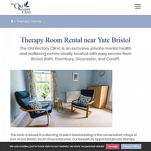 The Old Rectory Clinic - Therapy Room Rental