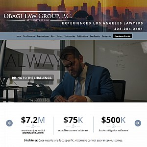 Obagi Law Group, P.C.