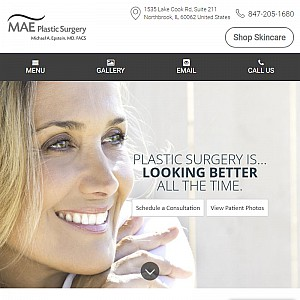 Plastic Surgery Chicago - MAE Plastic Surgery