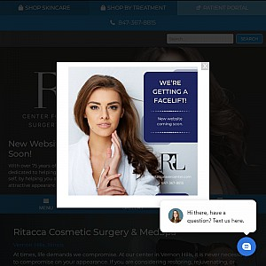 Plastic Surgery & Medical Spa in Chicago - Ritacca Cosmertic Surgery & Medspa