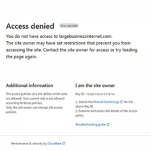 Large Business Internet Providers | Compare Service Prices