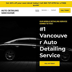 Vancouver Car Detailers