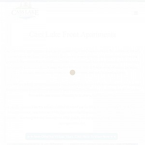 Cass Lake Apartments