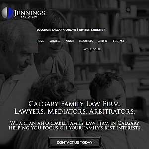 Jennings Family Law Calgary Divorce Lawyers