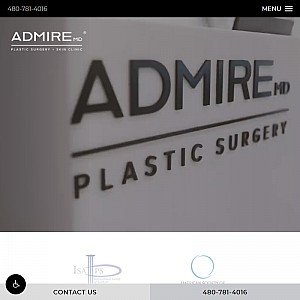 Plastic Surgery in Scottsdale with Dr. Anthony Admire