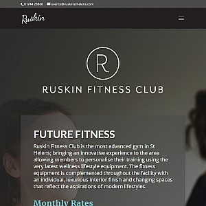 Gym in St Helens - Ruskin Drive Fitness Club