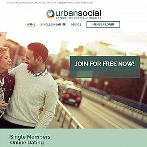 UrbanSocial Dating Site