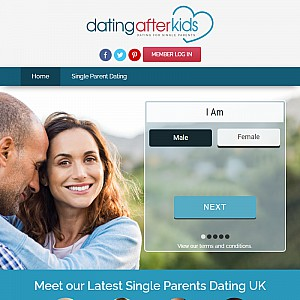 Single Parent Dating Site - DatingAfterKids.com