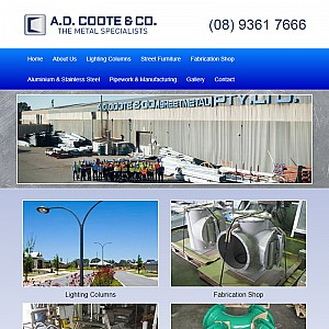 A.D. Coote & Co. The Metal Specialists