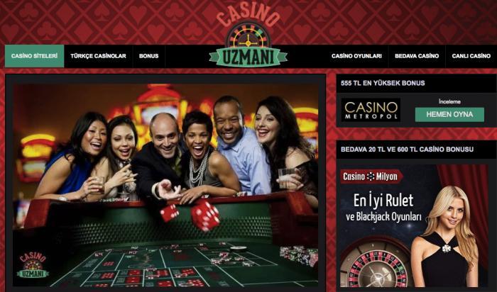türkiyede online casino
